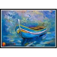 Морской пейзаж, пейзаж море, ART# MOP17_063