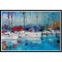 Морской пейзаж, пейзаж море, ART# MOP17_065