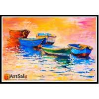 Морской пейзаж, пейзаж море, ART# MOP17_072