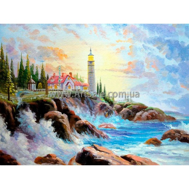 Морской пейзаж ART: SEA0064