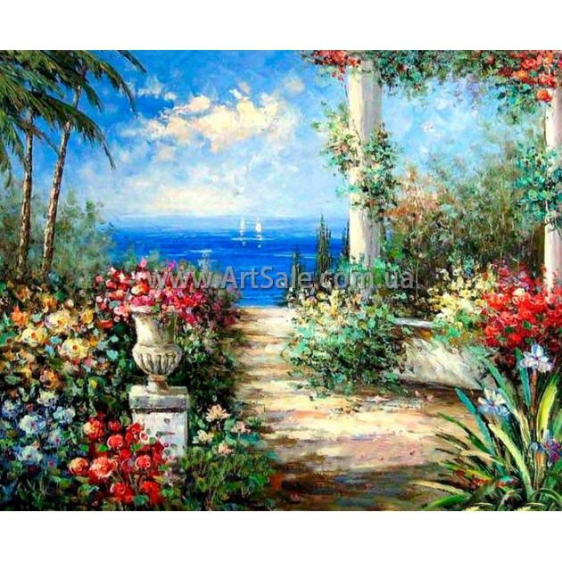 Морской пейзаж ART: SEA0090