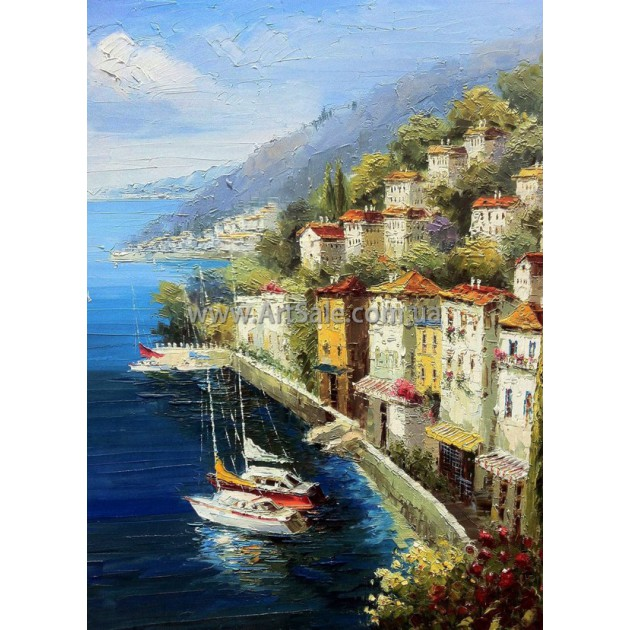 Морской пейзаж ART: SEA2043