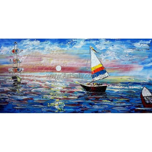 Морской пейзаж ART: SEA2113