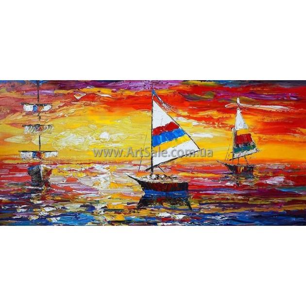 Морской пейзаж ART: SEA2125