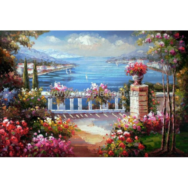 Морской пейзаж ART: SEA2143