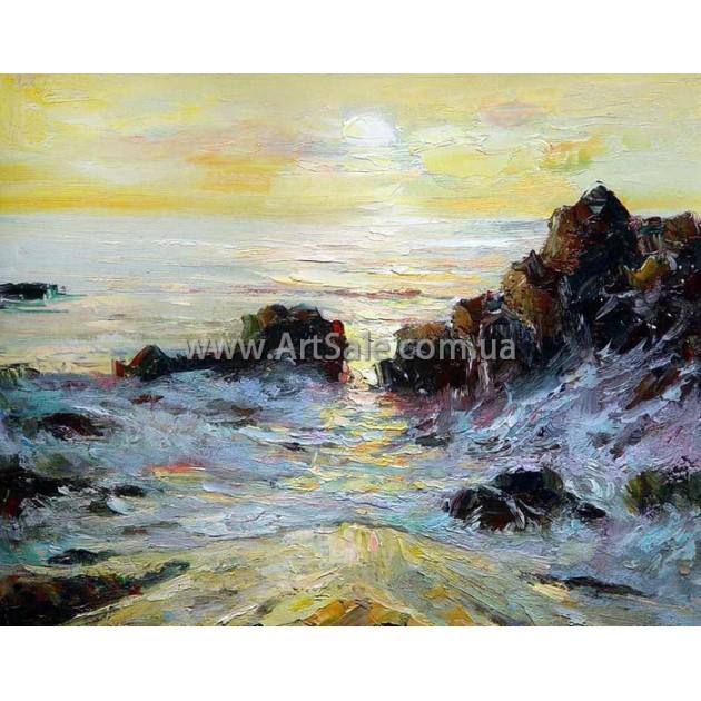 Морской пейзаж ART: SEA2183