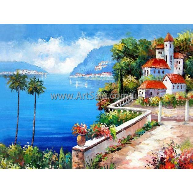 Морской пейзаж ART: SEA2195