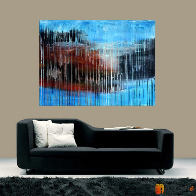 Картина абстракция, ART: AS0799