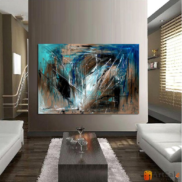 Картина абстракция, ART: AS0805