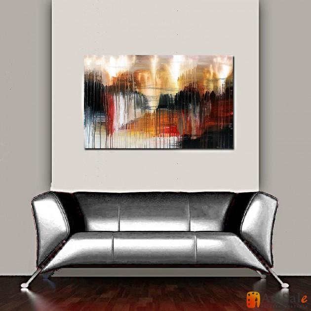 Картина абстракция, ART: AS0807