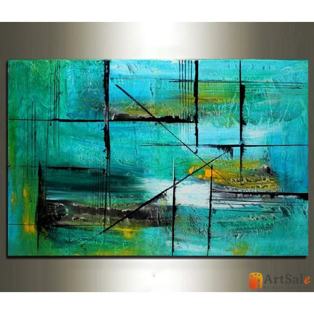 Картина абстракция, ART: AS0810