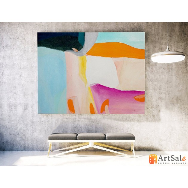 Картина абстракция, ART: AS0814