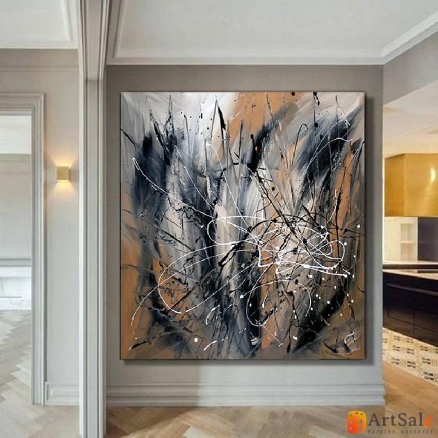 Картина абстракция, ART: AS0820