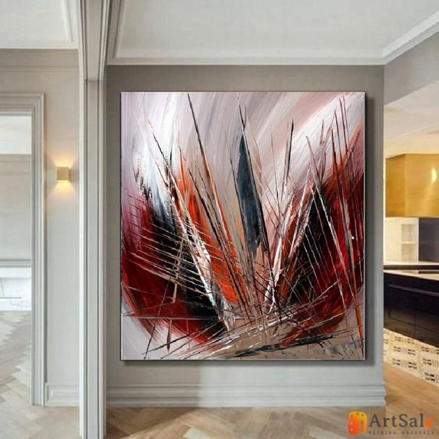 Картина абстракция, ART: AS0830