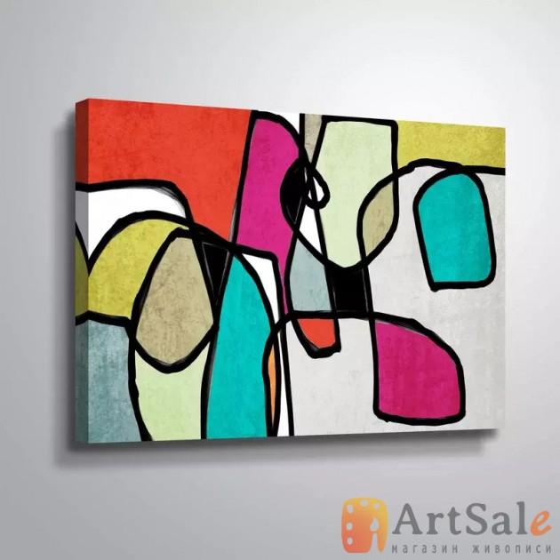 Картина абстракция, ART: AI0007