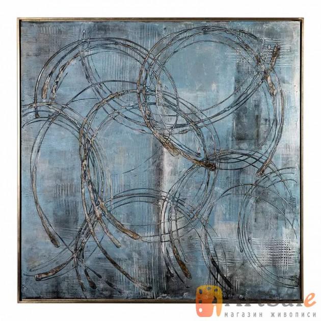 Картина абстракция, ART: AI0022