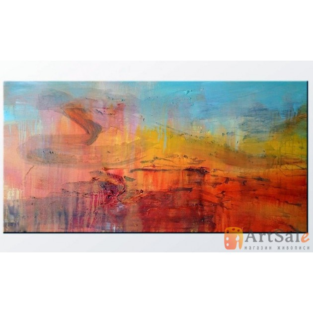 Картина абстракция, ART: RA0022