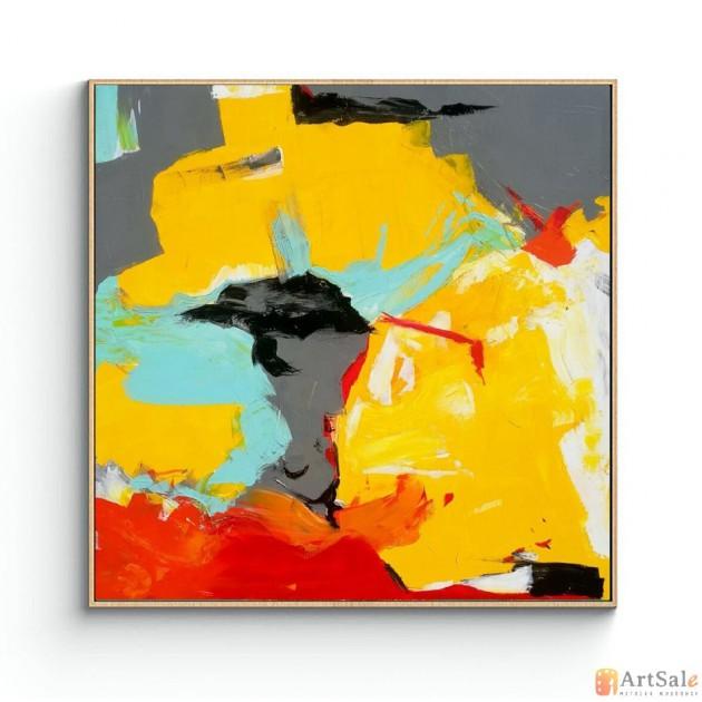 Картина абстракция, ART: RA0050