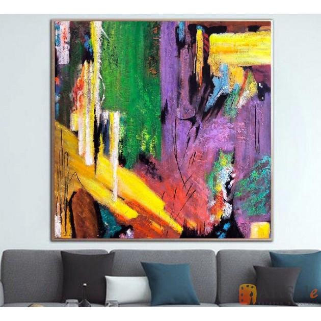 Картина абстракция, ART: RA0065