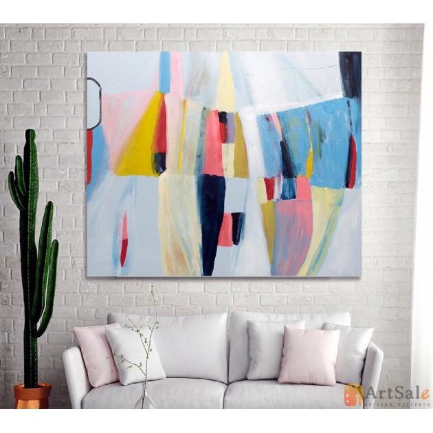 Картина абстракция, ART: RA0071