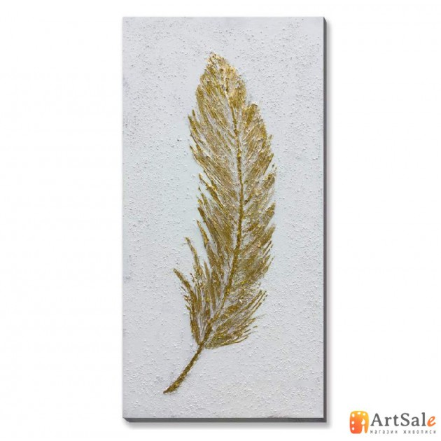 Интерьерные картины, Золотое перо, ART: IK0173