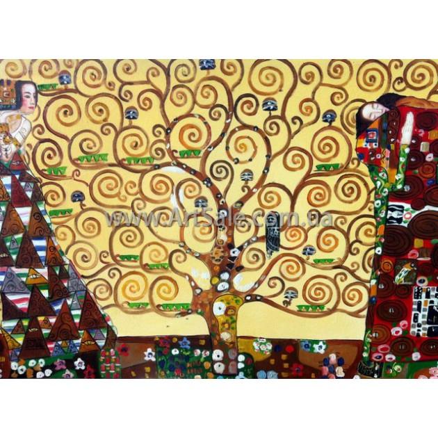 Купить картину Густава Климта Дерево Жизни
