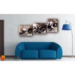 Модульные Картины, рисованные маслом, Art. MKR17_3_039