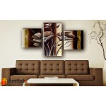Модульные Картины, рисованные маслом, Art. MKR17_3_051