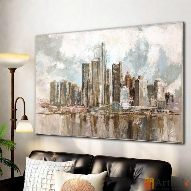 Картины города, ART: GG0017